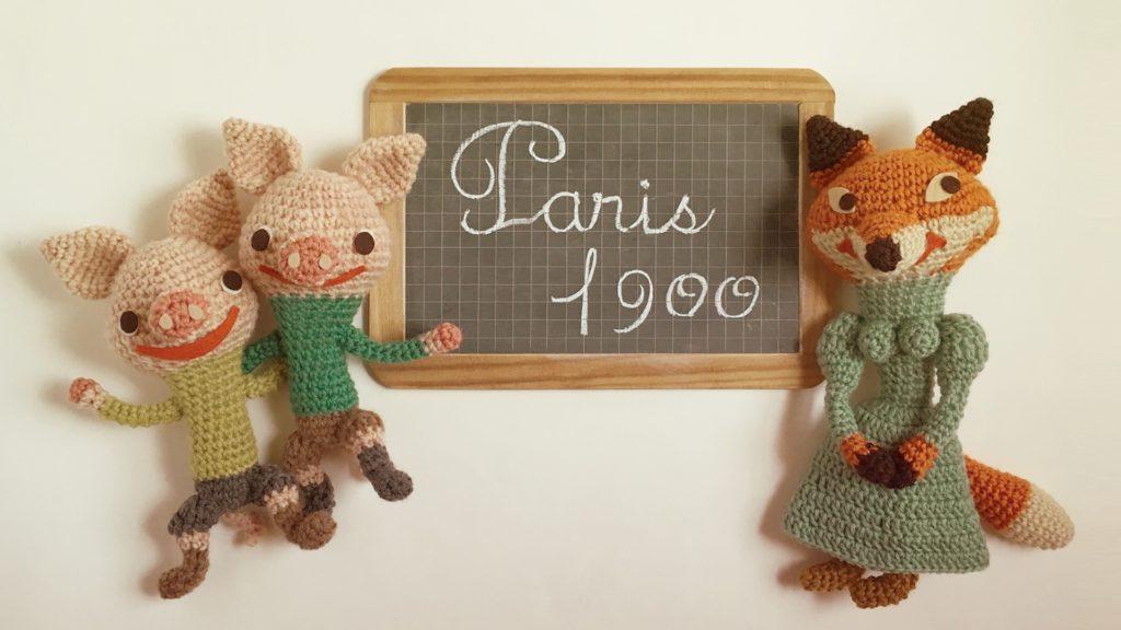 Madame Renard et Petits Cochonous