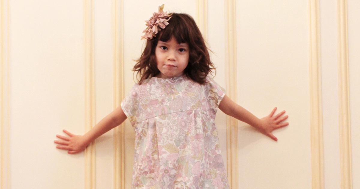 Modes pour enfant 2014